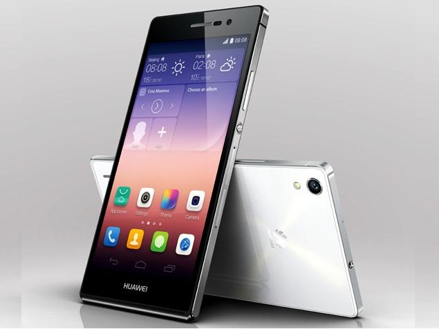 The Huawei Ascend P7 in South Africa
