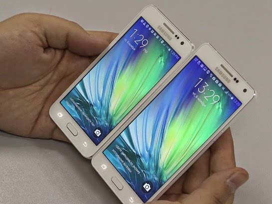 Samsung Galaxy A5 and Samsung Galaxy A3 Prices in South Africa