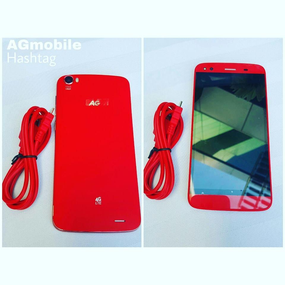 AG#Hashtag cellphone -  inspired by Casper Nyovest