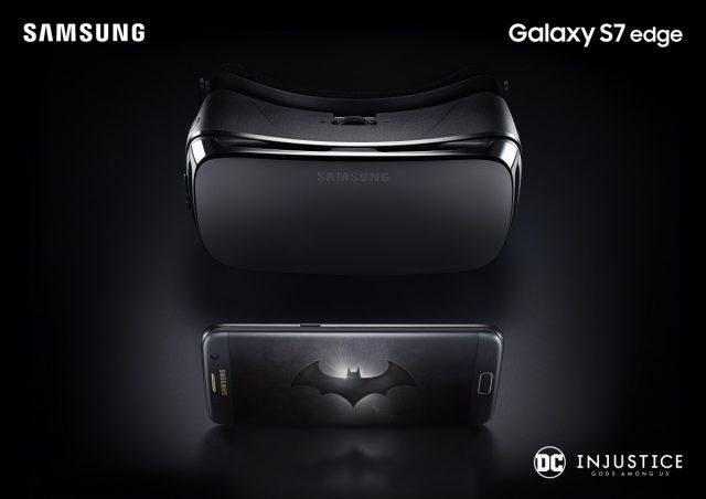 Samsung Injustice Edition of Galaxy S7 Edge
